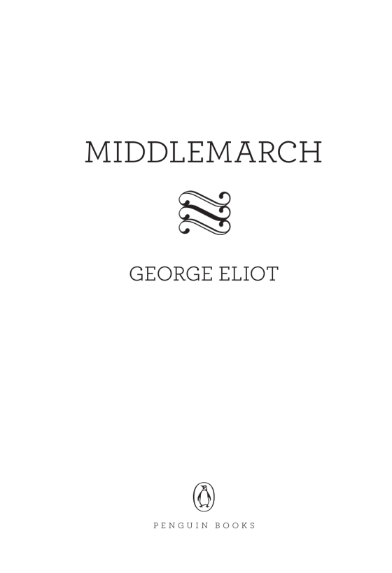 Middlemarch - Penguin Random House Retail