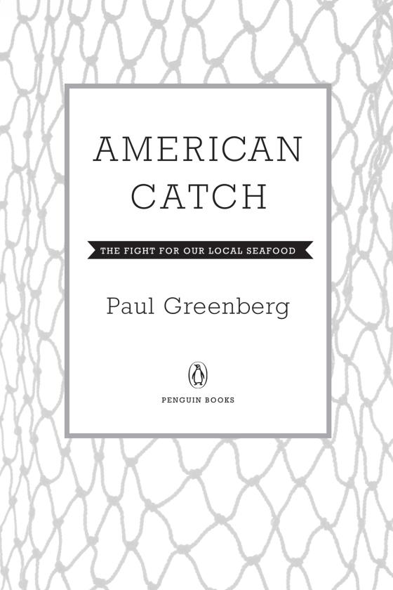 american catch greenberg paul