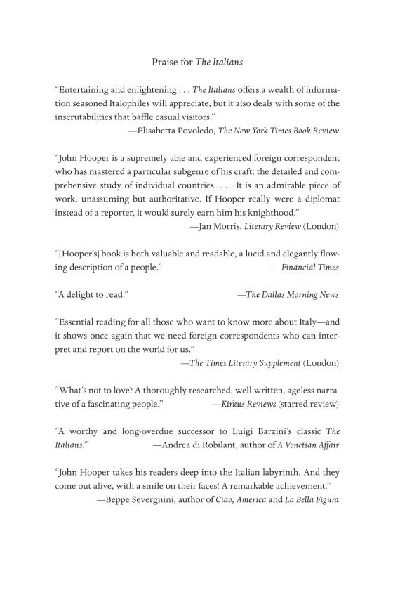 The Italians - Penguin Random House Education