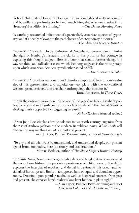 White Trash - Penguin Random House Education