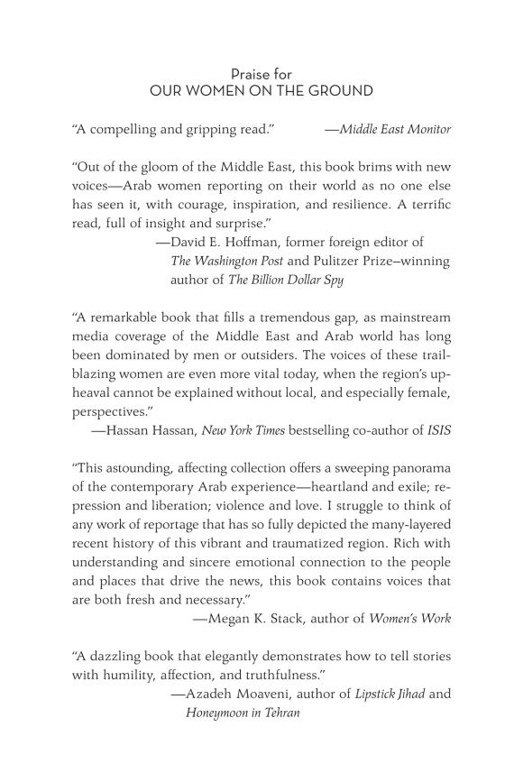 Our Women on the Ground - Penguin Random House Education
