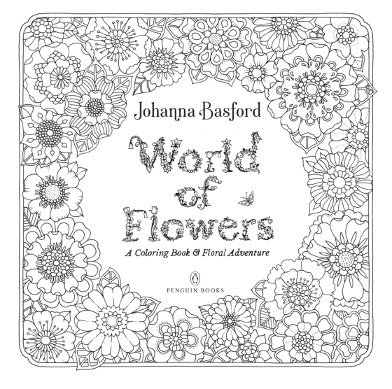 World Of Flowers Penguin Random House International Sales