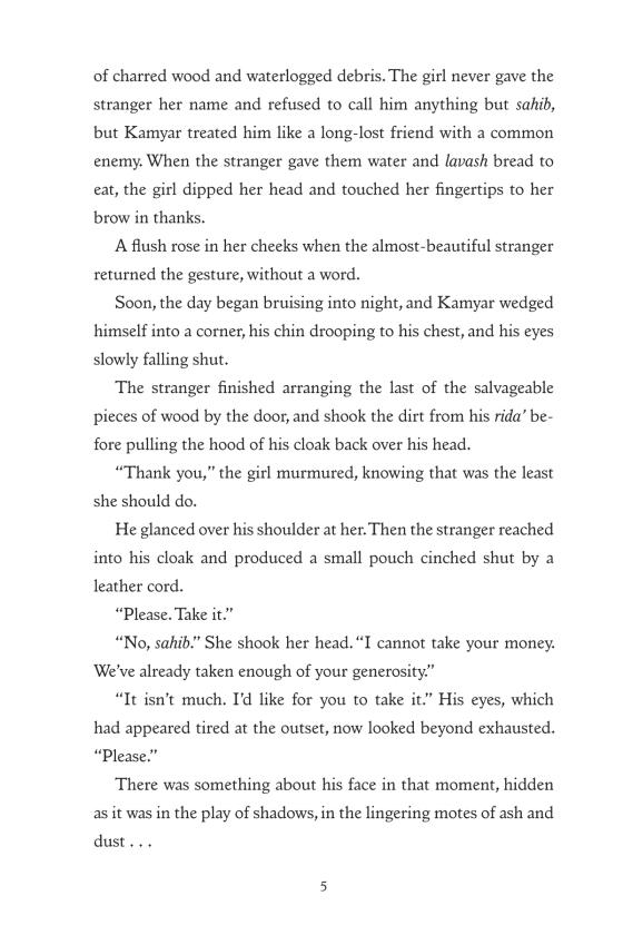 The Rose & the Dagger - Penguin Random House Retail