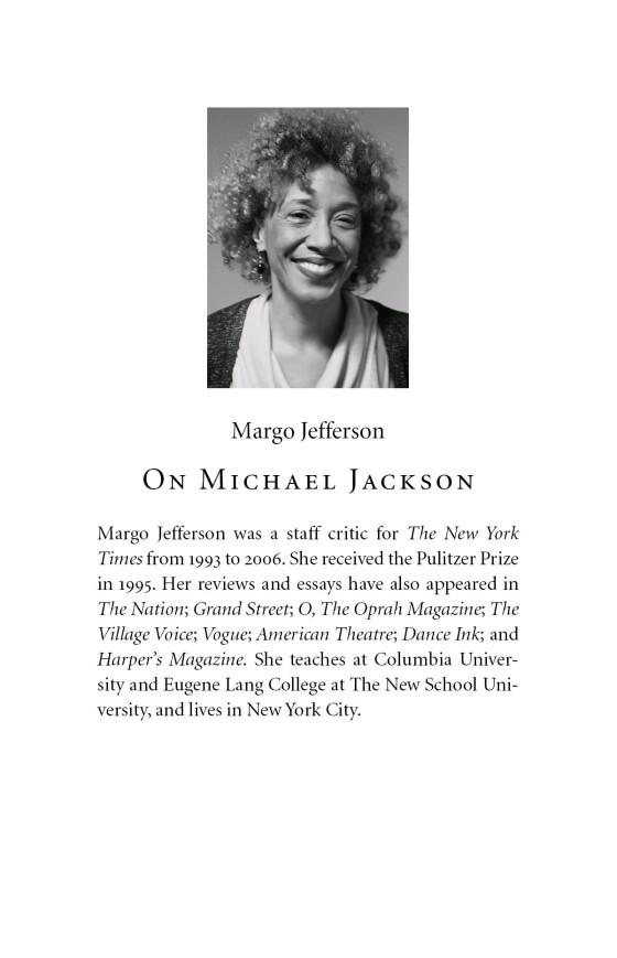 On Michael Jackson - Penguin Random House Education