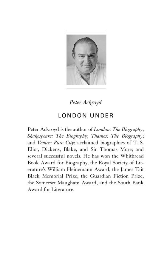 London Under - Penguin Random House Education