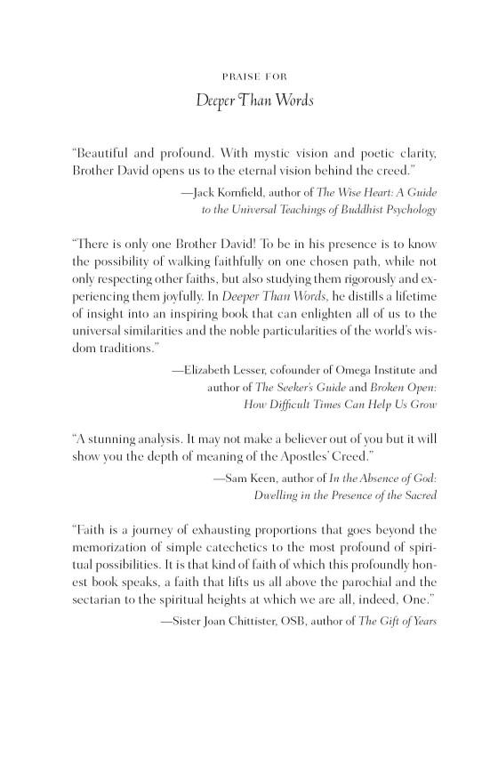 Deeper Than Words| Penguin Random House Higher Education