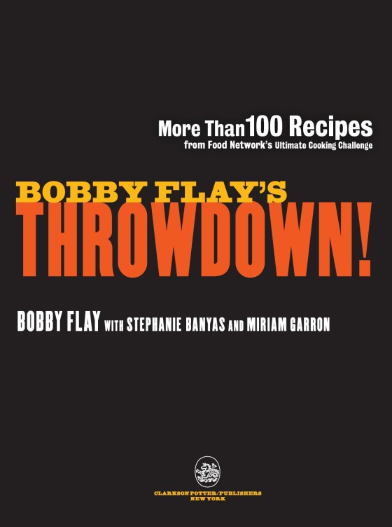 Bobby Flays Throwdown Penguin Random House Retail