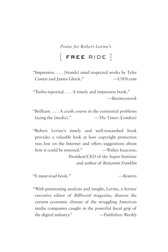 Free Ride - Penguin Random House Education
