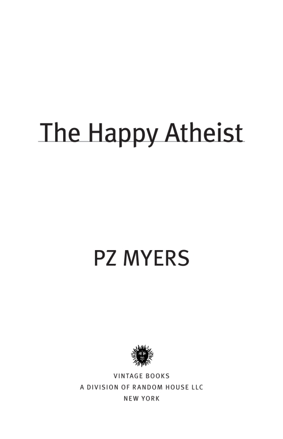The Happy Atheist