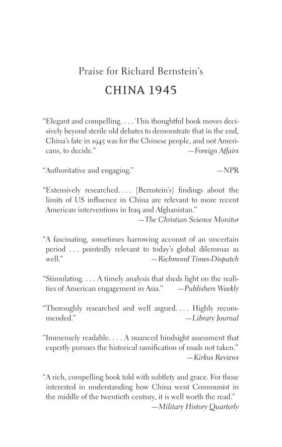 China 1945 - Penguin Random House Education