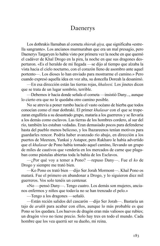Choque de reyes | Penguin Random House International Sales