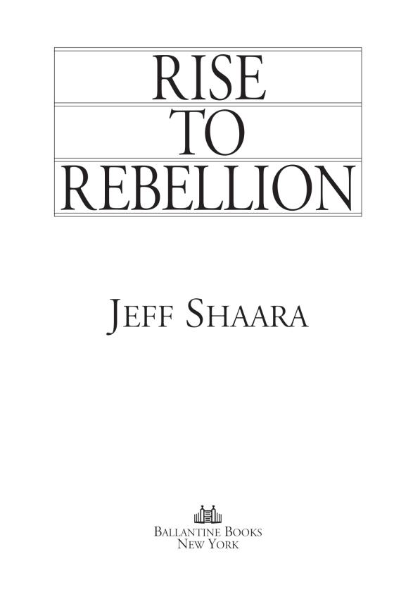 Rise To Rebellion Penguin Random House Education