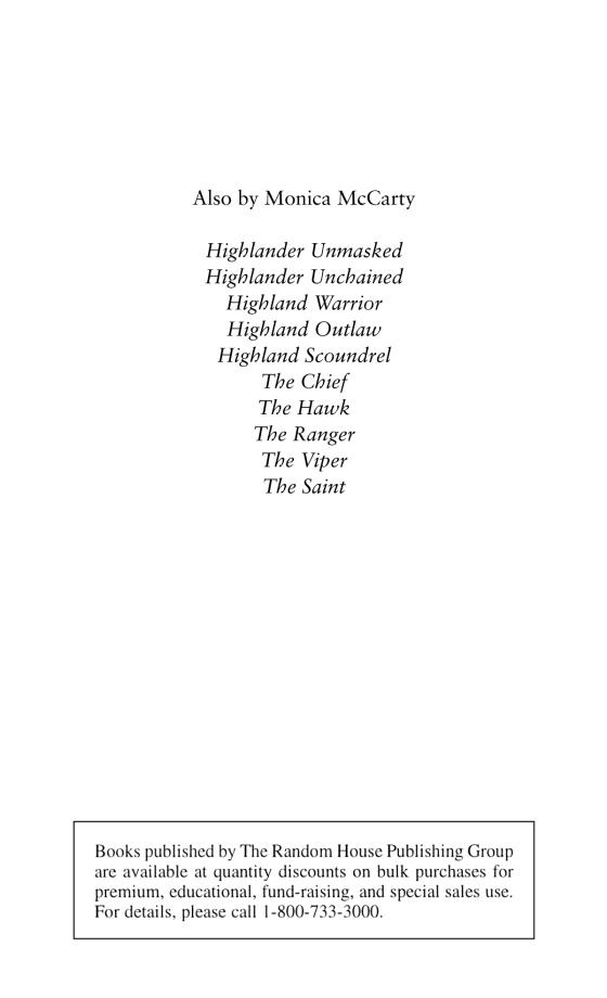 Highlander Untamed Penguin Random House International Sales