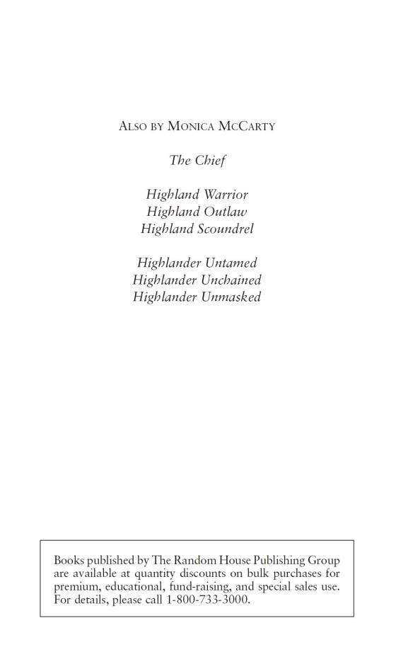 highland warrior monica mccarty
