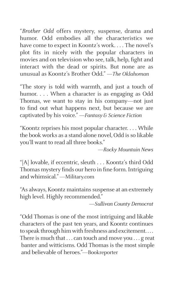 Brother Odd Penguin Random House Education