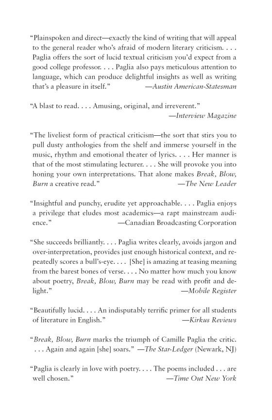 Break, Blow, Burn - Penguin Random House Education