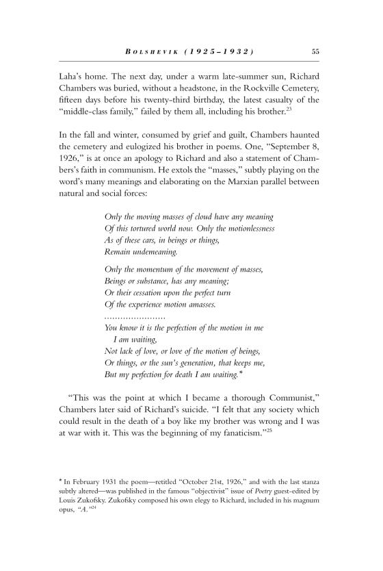 Whittaker Chambers - Penguin Random House Education