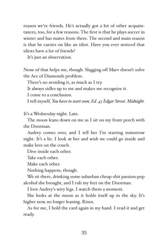 I Am the Messenger | Penguin Random House International Sales
