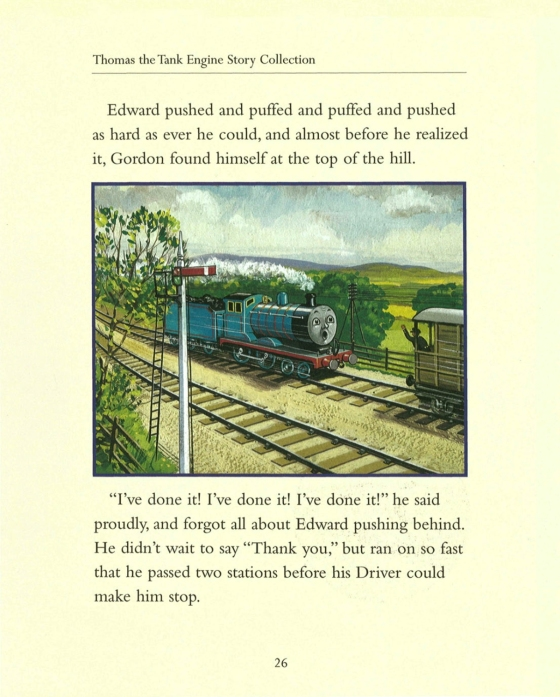 Thomas the Tank Engine Story Collection