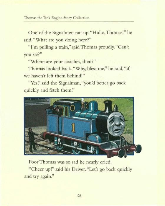 Thomas The Tank Engine Story Collection Reverend W Awdry Random