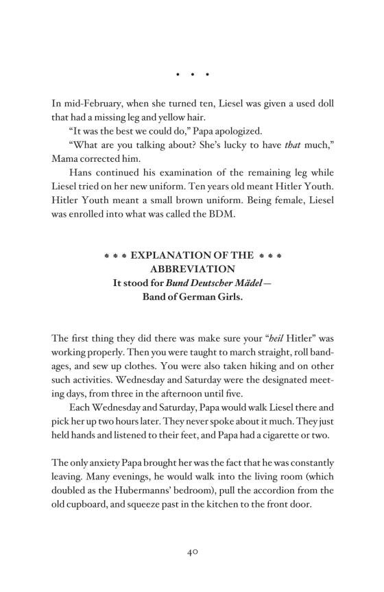 The Book Thief   Penguin Random House International Sales