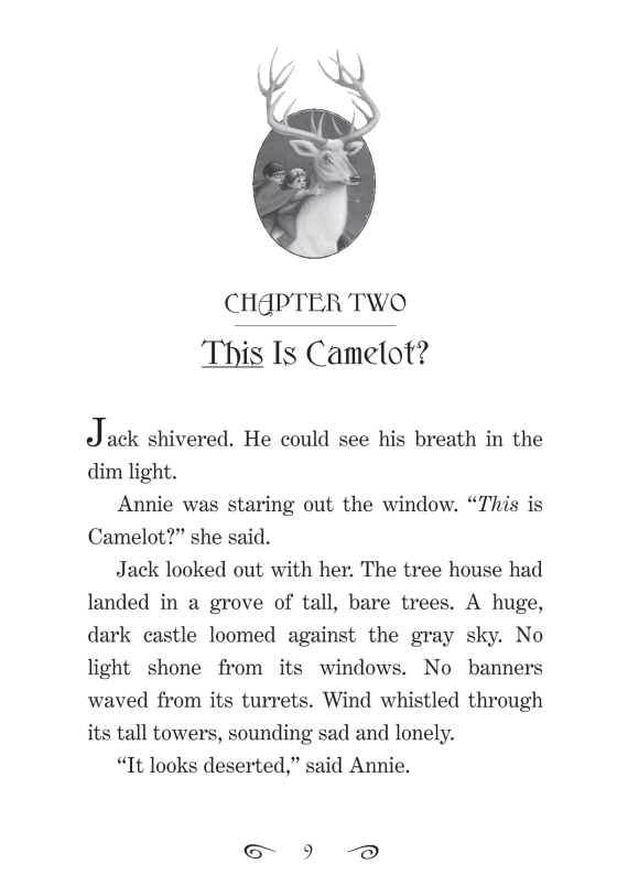 ... MagicTreeHouse.com! Read a Sample. More - Christmas In Camelot Magic Tree House (R) Merlin Mission Magic