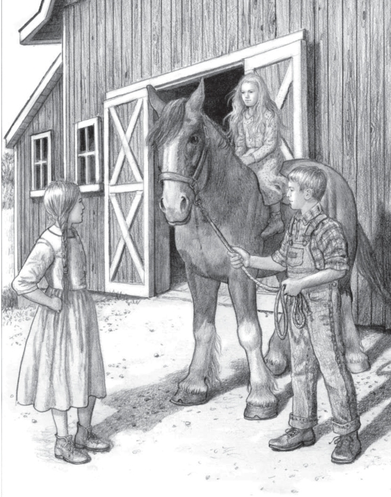horse diaries 14 calvino