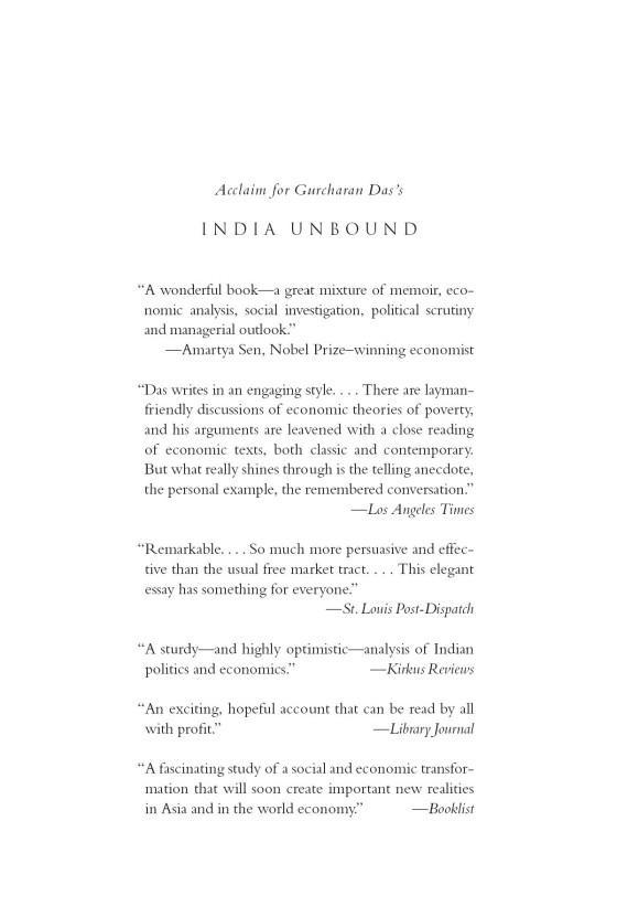 India Unbound - Penguin Random House Education