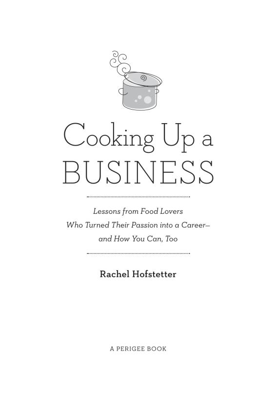 Cooking Up A Business Penguin Random House International Sales