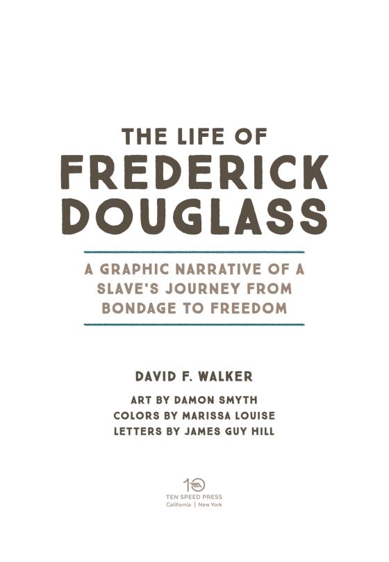The Life of Frederick Douglass - Penguin Random House Education