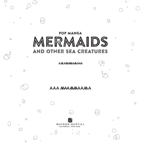 Pop Manga Mermaids And Other Sea Creatures Penguin Random House