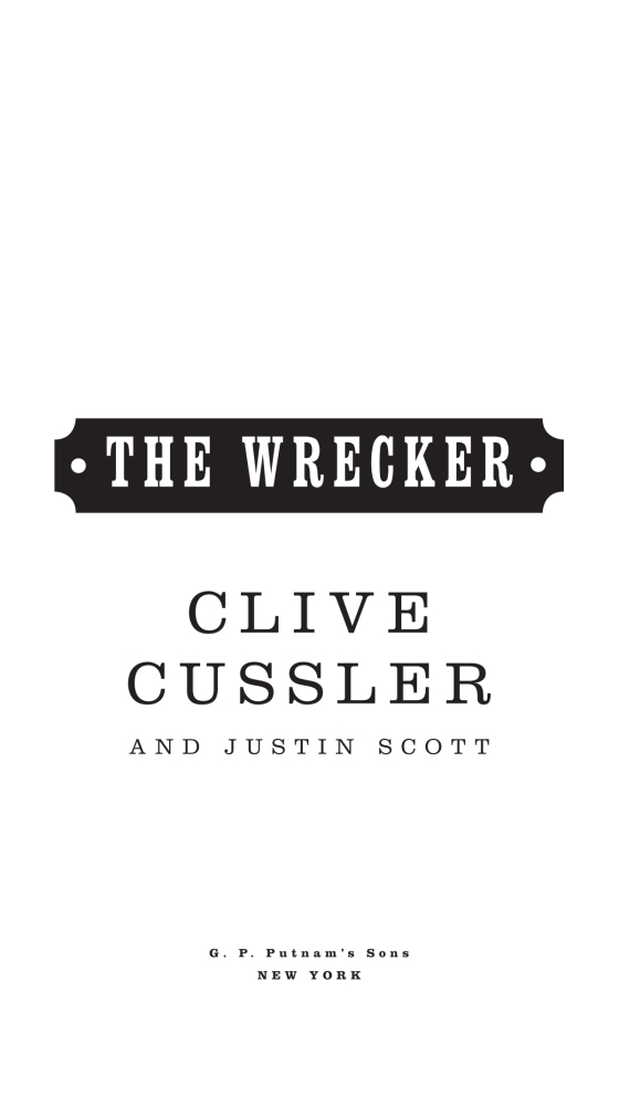 The Wrecker - Penguin Random House Retail
