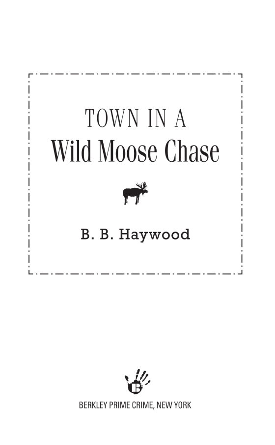 Town In A Wild Moose Chase Penguin Random House Retail