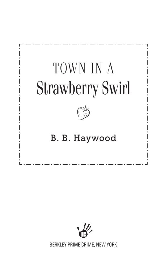 Town In A Strawberry Swirl Penguin Random House International Sales