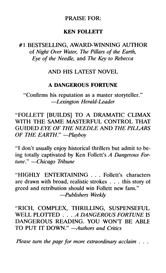 A Dangerous Fortune - Penguin Random House Education