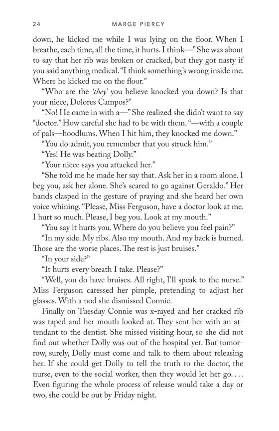Woman On The Edge Of Time Penguin Random House Education