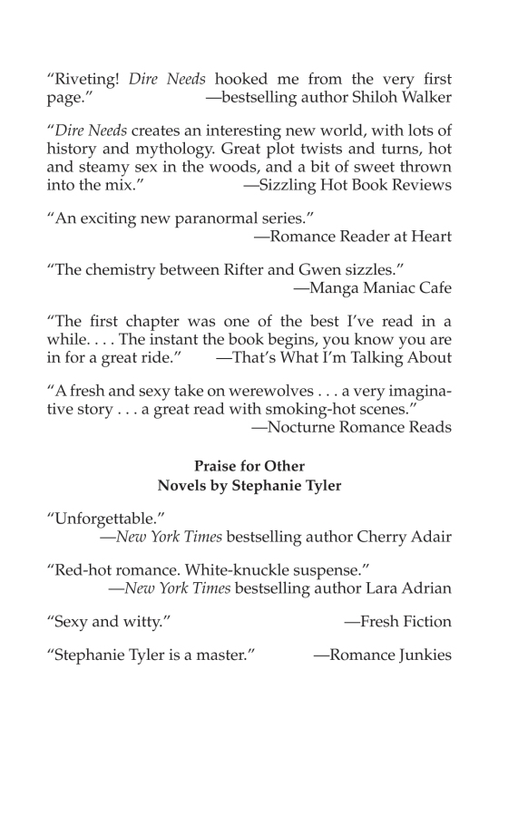 Dire Desires - Penguin Random House Common Reads