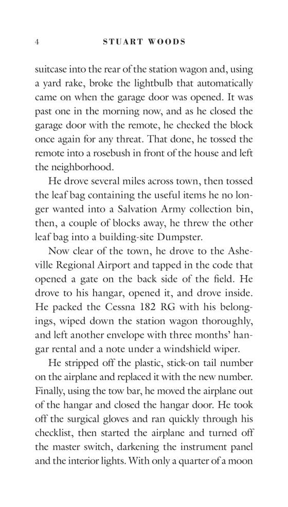 Stuart Woods - Doing Hard Time - Paperback