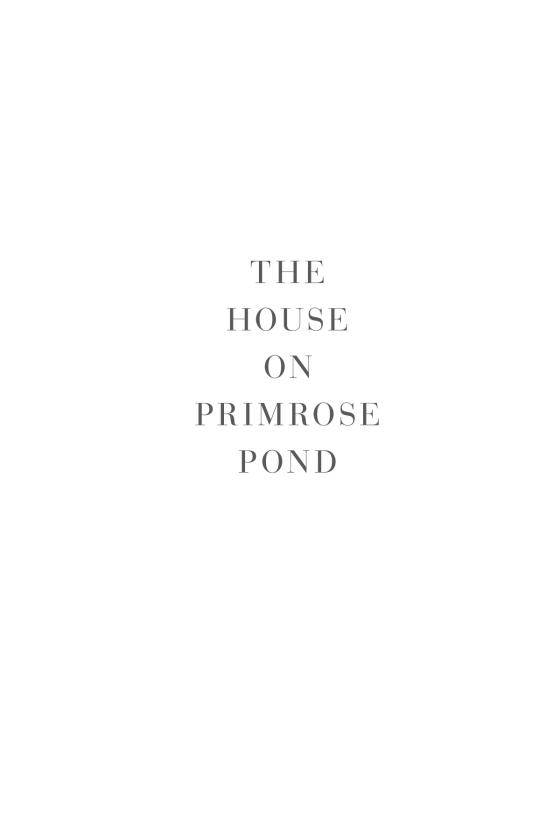8c949621 The House on Primrose Pond - Penguin Random House Education