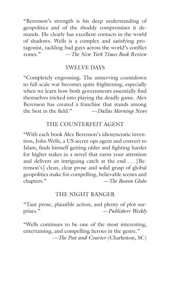 The Ghost War | Penguin Random House International Sales