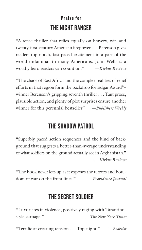 The Night Ranger - Penguin Random House Education