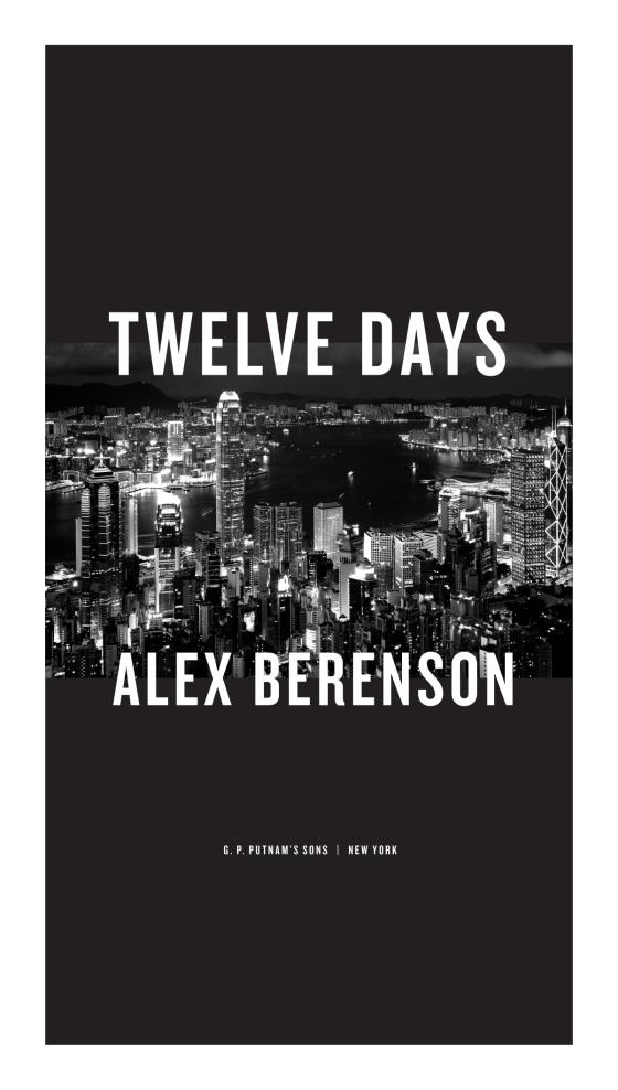 Twelve Days Penguin Random House Education