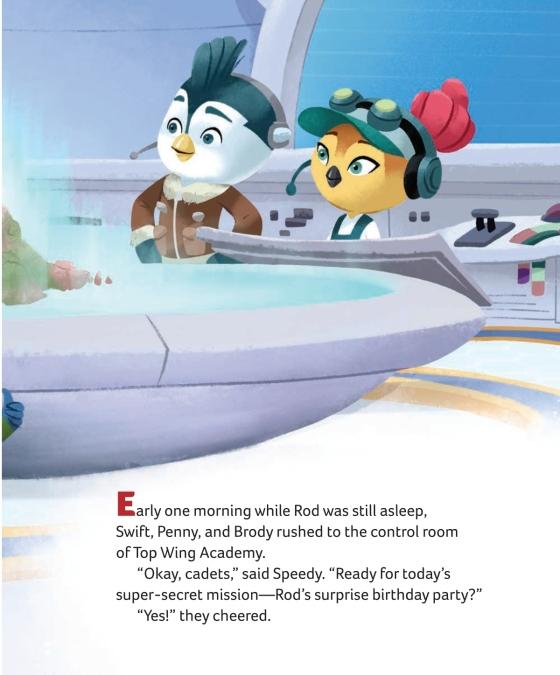 Birthday Surprise! (Top Wing) | Penguin Random House International Sales