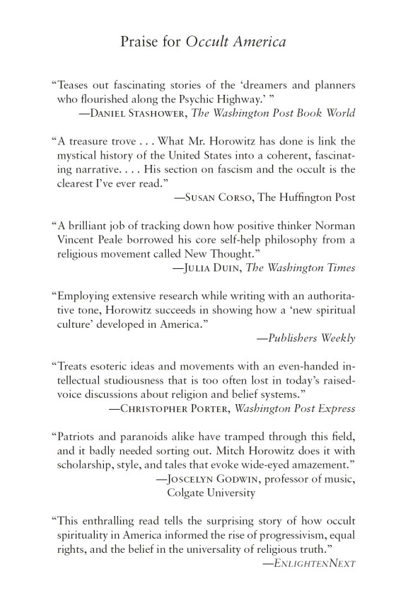 Occult America - Penguin Random House Education