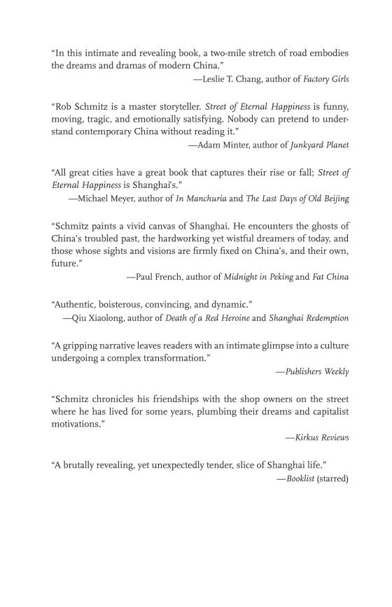 Street of Eternal Happiness - Penguin Random House Education