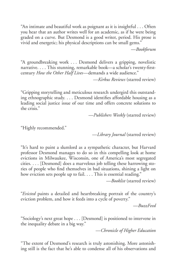 Evicted evicted trade paperback page 1 of 16 fandeluxe Image collections