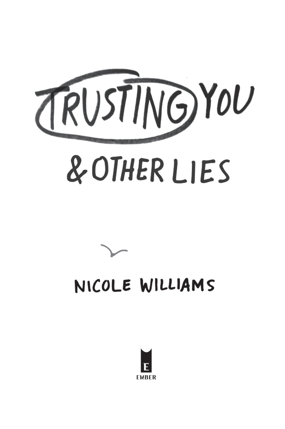 Trusting You & Other Lies - Penguin Random House Retail