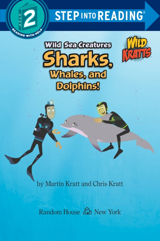 Wild Sea Creatures: Sharks, Whales and Dolphins! (Wild