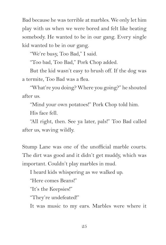 Full of Beans - Penguin Random House Common Reads