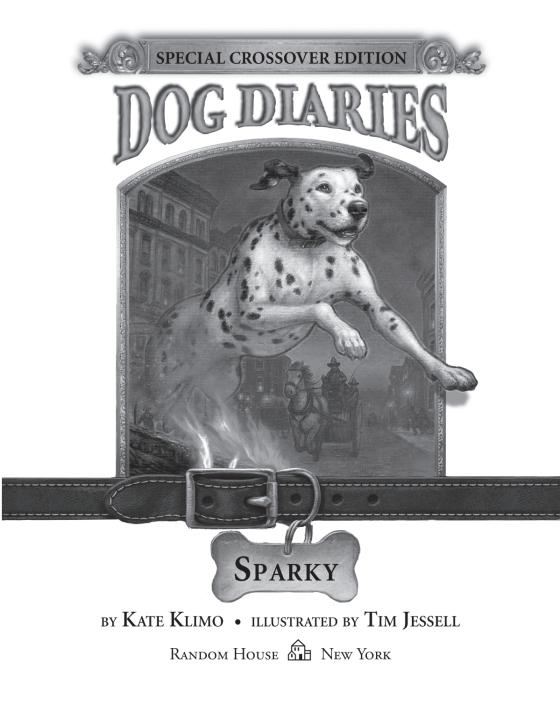 Dog Diaries 9 Sparky